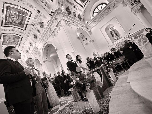 Il matrimonio di Tommaso e Grazia Maria a Santa Caterina Villarmosa, Caltanissetta 19