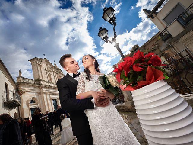Il matrimonio di Tommaso e Grazia Maria a Santa Caterina Villarmosa, Caltanissetta 21