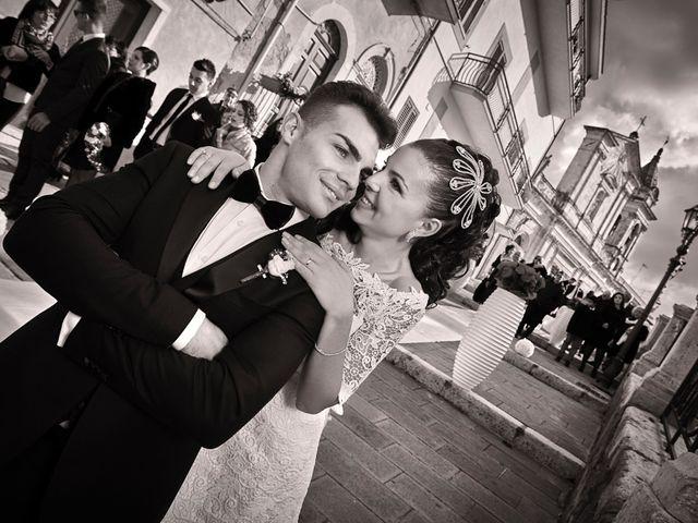 Il matrimonio di Tommaso e Grazia Maria a Santa Caterina Villarmosa, Caltanissetta 22