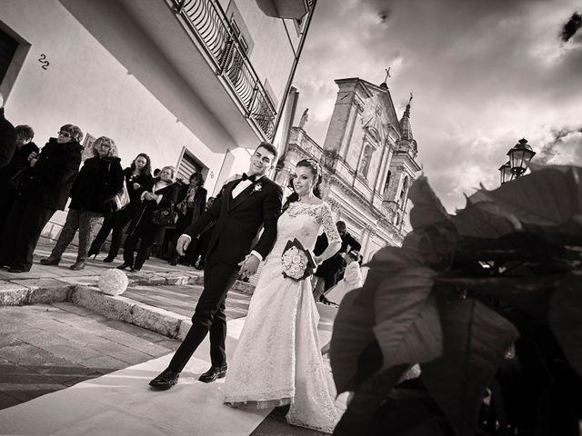 Il matrimonio di Tommaso e Grazia Maria a Santa Caterina Villarmosa, Caltanissetta 23