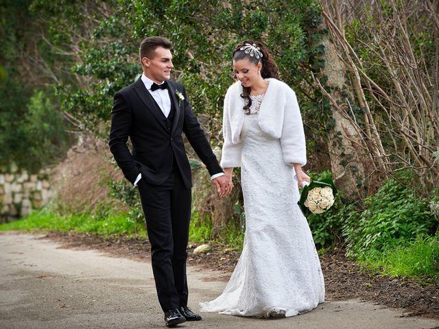 Il matrimonio di Tommaso e Grazia Maria a Santa Caterina Villarmosa, Caltanissetta 25