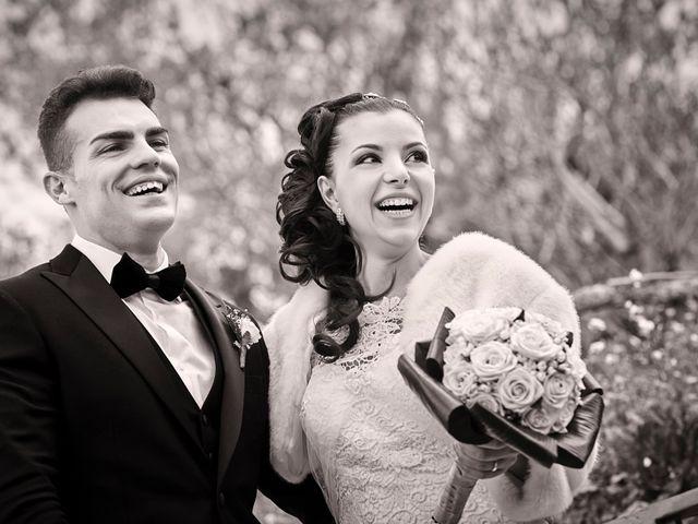 le nozze di Grazia Maria e Tommaso