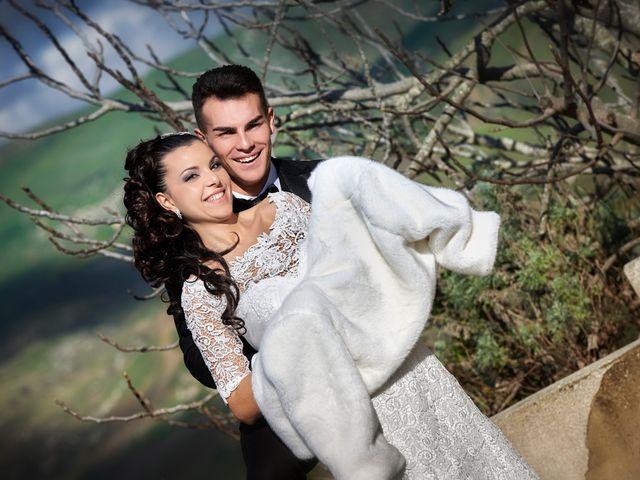 Il matrimonio di Tommaso e Grazia Maria a Santa Caterina Villarmosa, Caltanissetta 29