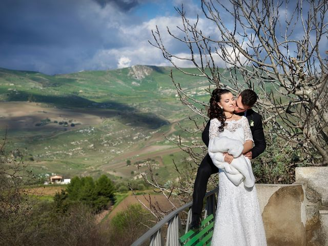 Il matrimonio di Tommaso e Grazia Maria a Santa Caterina Villarmosa, Caltanissetta 30