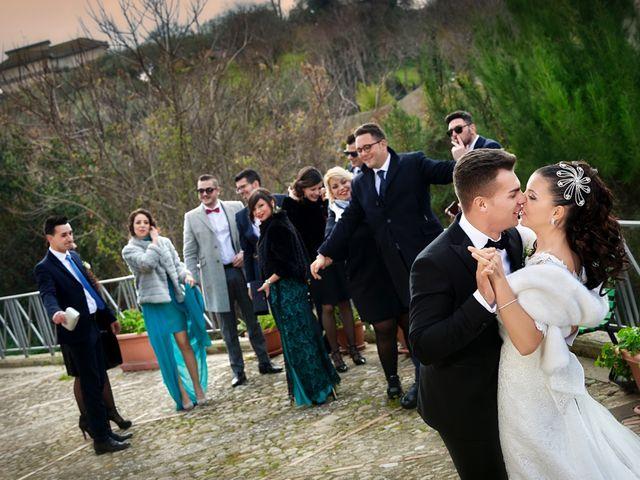 Il matrimonio di Tommaso e Grazia Maria a Santa Caterina Villarmosa, Caltanissetta 31