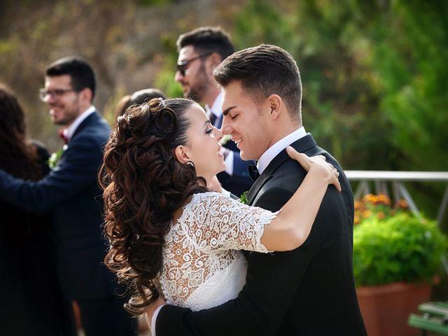 Il matrimonio di Tommaso e Grazia Maria a Santa Caterina Villarmosa, Caltanissetta 32