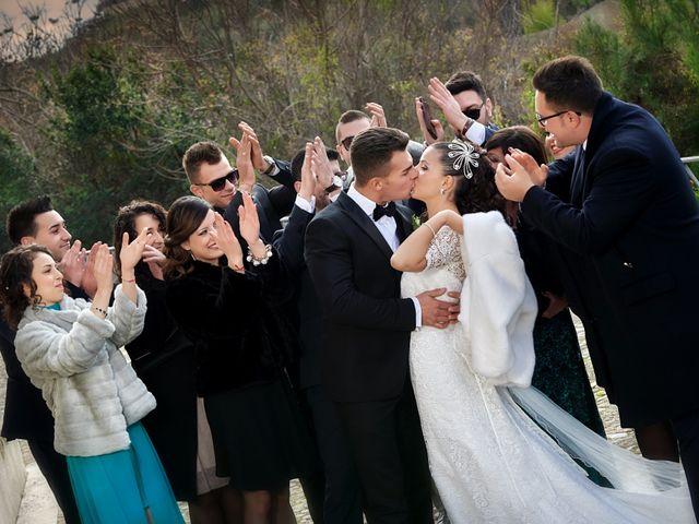 Il matrimonio di Tommaso e Grazia Maria a Santa Caterina Villarmosa, Caltanissetta 33