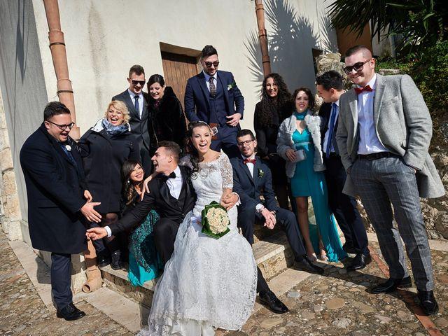 Il matrimonio di Tommaso e Grazia Maria a Santa Caterina Villarmosa, Caltanissetta 34