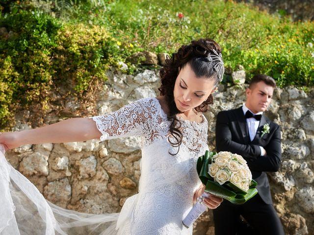 Il matrimonio di Tommaso e Grazia Maria a Santa Caterina Villarmosa, Caltanissetta 35