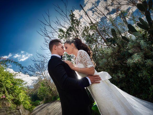 Il matrimonio di Tommaso e Grazia Maria a Santa Caterina Villarmosa, Caltanissetta 37