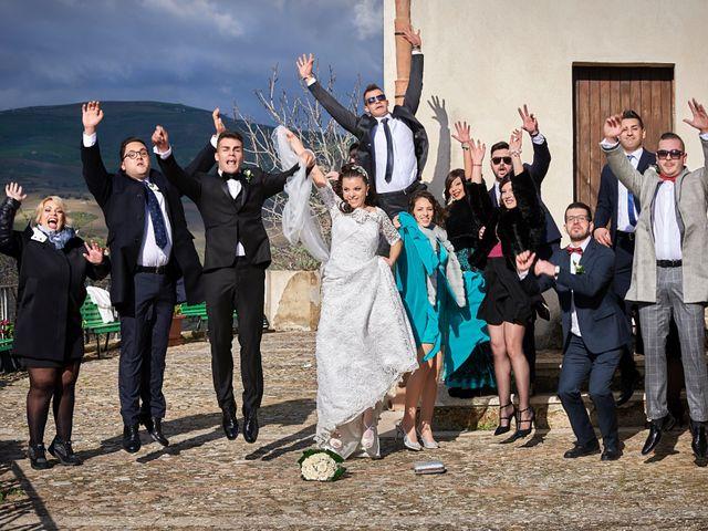 Il matrimonio di Tommaso e Grazia Maria a Santa Caterina Villarmosa, Caltanissetta 38