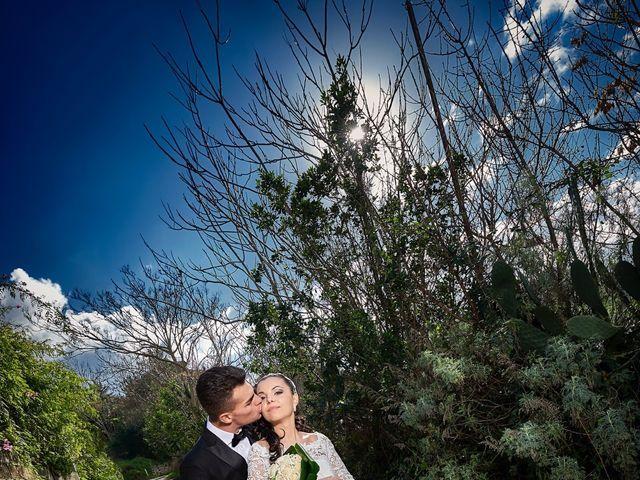 Il matrimonio di Tommaso e Grazia Maria a Santa Caterina Villarmosa, Caltanissetta 39