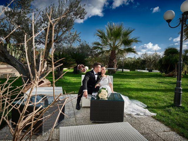 Il matrimonio di Tommaso e Grazia Maria a Santa Caterina Villarmosa, Caltanissetta 40
