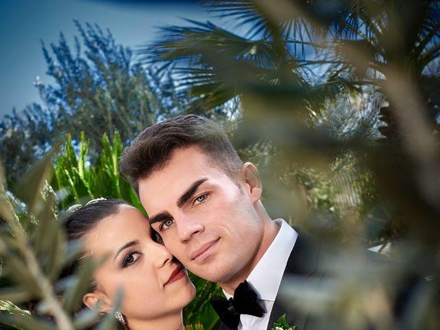 Il matrimonio di Tommaso e Grazia Maria a Santa Caterina Villarmosa, Caltanissetta 41