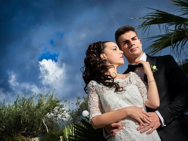 Il matrimonio di Tommaso e Grazia Maria a Santa Caterina Villarmosa, Caltanissetta 42