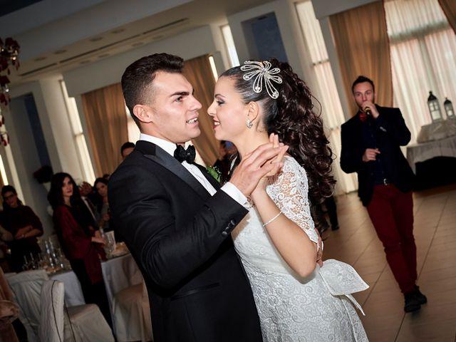 Il matrimonio di Tommaso e Grazia Maria a Santa Caterina Villarmosa, Caltanissetta 45