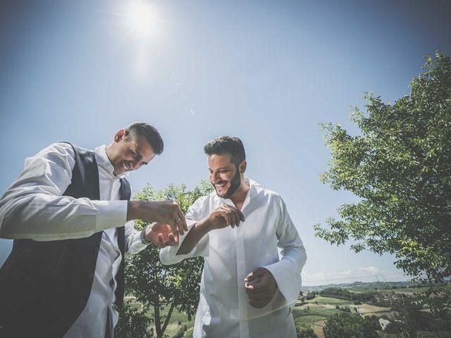Il matrimonio di Mattia e Marta a Costigliole d'Asti, Asti 6
