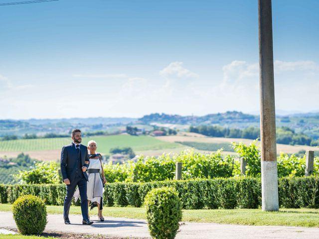 Il matrimonio di Mattia e Marta a Costigliole d'Asti, Asti 15
