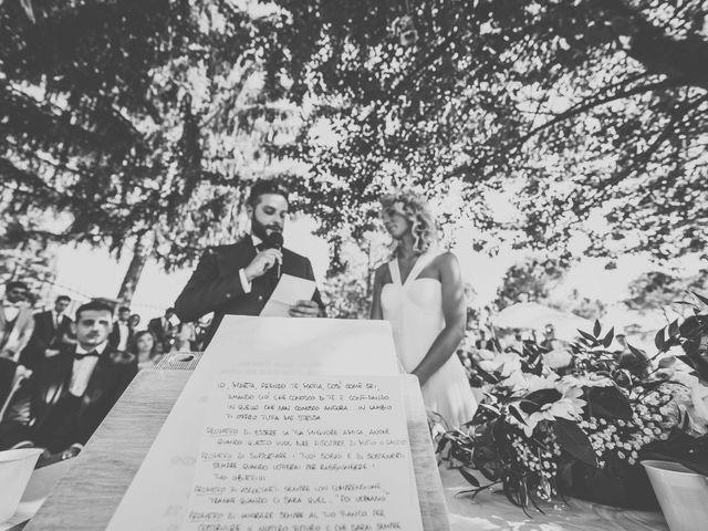 Il matrimonio di Mattia e Marta a Costigliole d'Asti, Asti 21