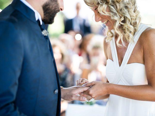 Il matrimonio di Mattia e Marta a Costigliole d'Asti, Asti 23