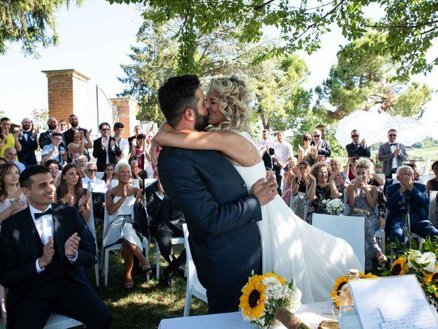 Il matrimonio di Mattia e Marta a Costigliole d'Asti, Asti 24