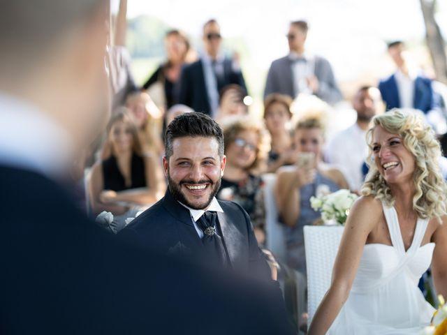 Il matrimonio di Mattia e Marta a Costigliole d'Asti, Asti 27