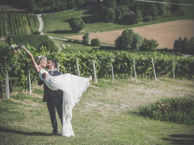 Il matrimonio di Mattia e Marta a Costigliole d'Asti, Asti 32