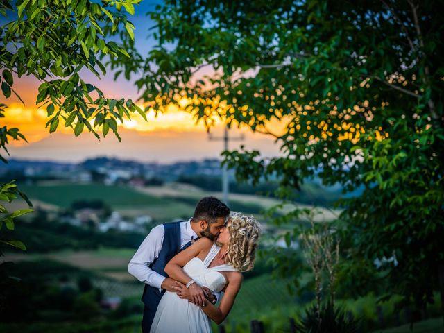 Il matrimonio di Mattia e Marta a Costigliole d'Asti, Asti 36