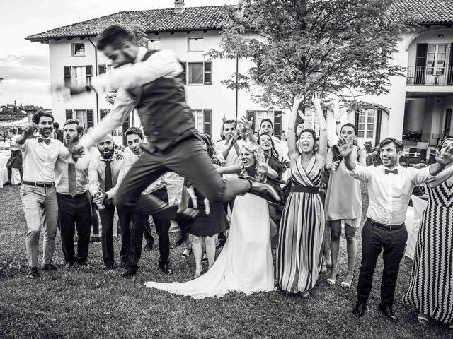 Il matrimonio di Mattia e Marta a Costigliole d'Asti, Asti 37