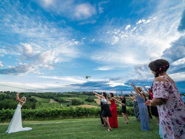 Il matrimonio di Mattia e Marta a Costigliole d'Asti, Asti 38