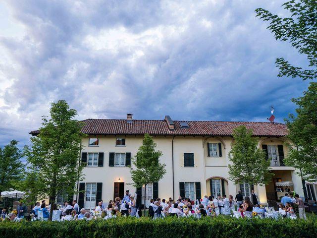Il matrimonio di Mattia e Marta a Costigliole d'Asti, Asti 39