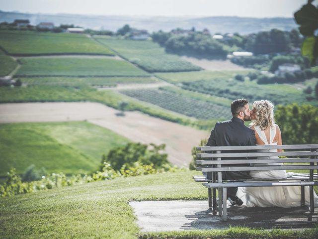 Il matrimonio di Mattia e Marta a Costigliole d'Asti, Asti 40