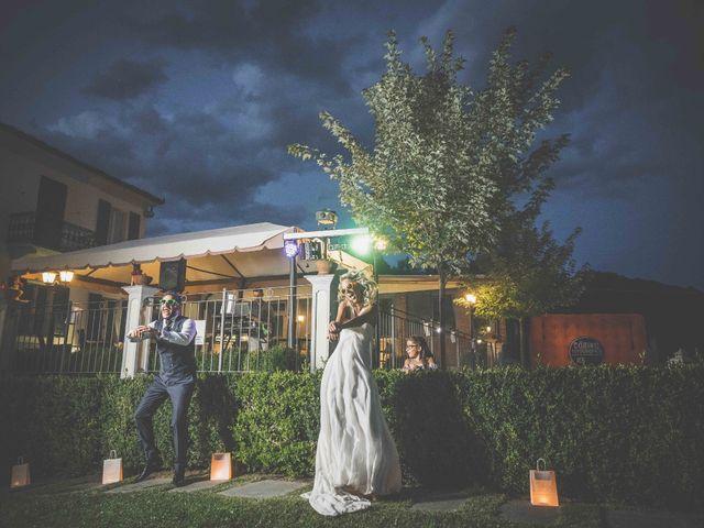 Il matrimonio di Mattia e Marta a Costigliole d'Asti, Asti 41