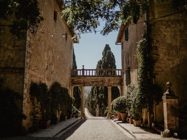 Il matrimonio di James e Renee a Siena, Siena 2
