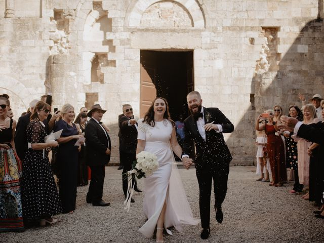 Il matrimonio di James e Renee a Siena, Siena 43