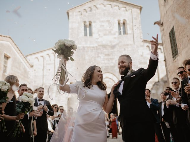 Il matrimonio di James e Renee a Siena, Siena 44