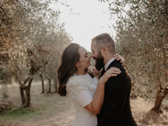 Le nozze di Renee e James