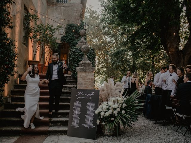 Il matrimonio di James e Renee a Siena, Siena 70