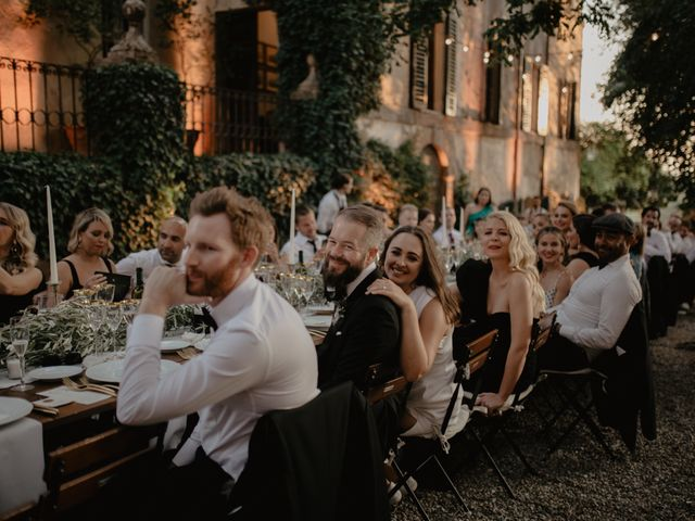Il matrimonio di James e Renee a Siena, Siena 71
