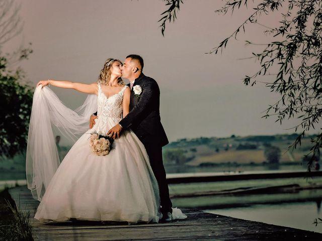 Il matrimonio di Iustin  e Liliana  a Montepulciano, Siena 26
