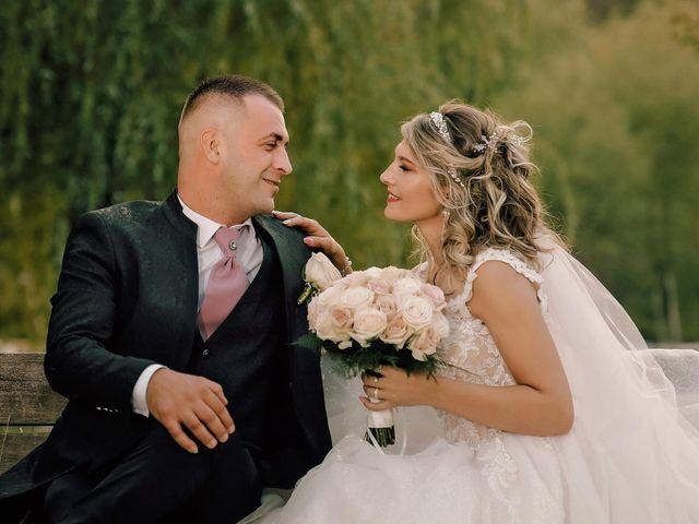 Il matrimonio di Iustin  e Liliana  a Montepulciano, Siena 27