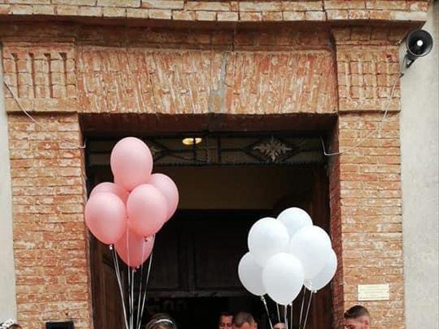 Il matrimonio di Iustin  e Liliana  a Montepulciano, Siena 34