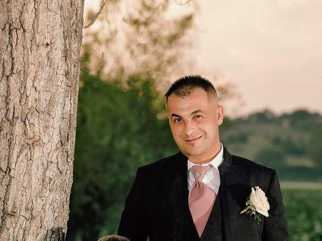 Il matrimonio di Iustin  e Liliana  a Montepulciano, Siena 42
