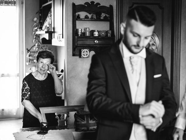 Il matrimonio di Omar e Elisa a Brescia, Brescia 7