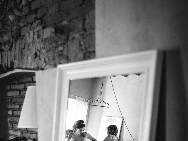 Il matrimonio di Omar e Elisa a Brescia, Brescia 8