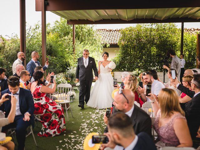 Il matrimonio di Omar e Elisa a Brescia, Brescia 11