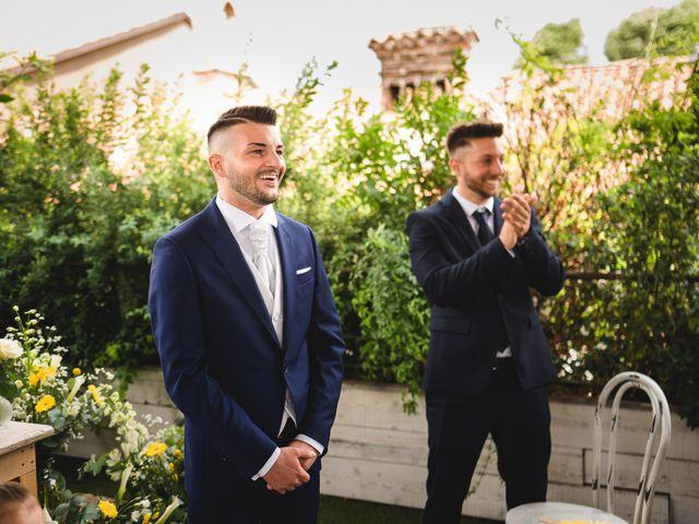 Il matrimonio di Omar e Elisa a Brescia, Brescia 12