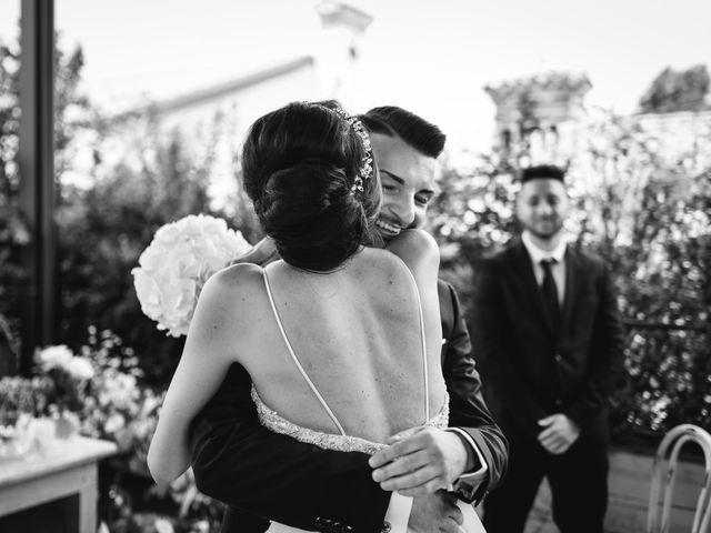 Il matrimonio di Omar e Elisa a Brescia, Brescia 13