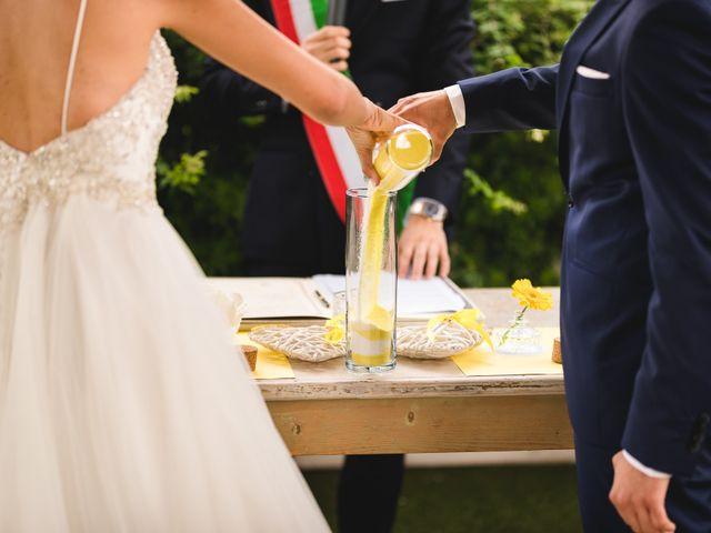 Il matrimonio di Omar e Elisa a Brescia, Brescia 14