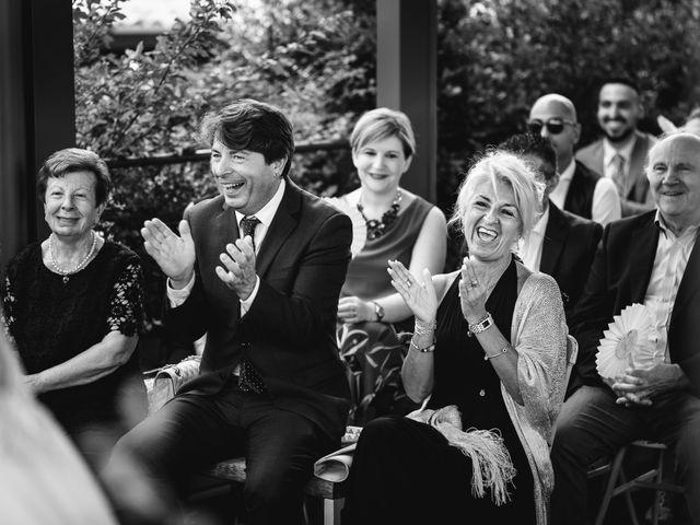 Il matrimonio di Omar e Elisa a Brescia, Brescia 15